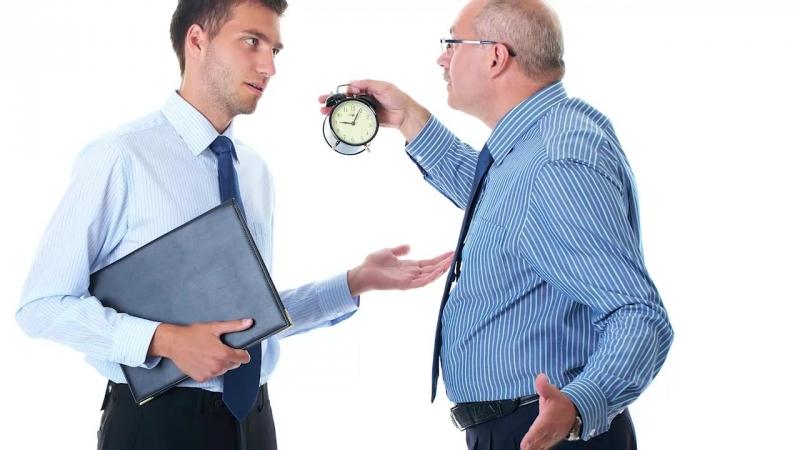 Как оспорить выговор на работе если не согласен