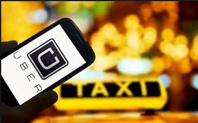 """Как подать жалобу на такси """"Убер"""""""